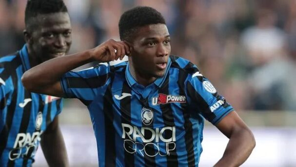 PHOTO: Amad Diallo Reportedly Land In Manchester