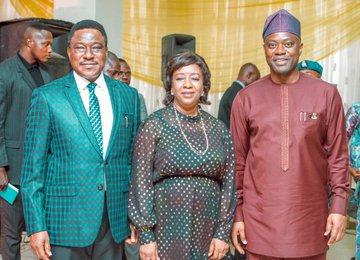 Makinde Congratulates Prof. Oyelowo Oyewo On Becoming A SAN