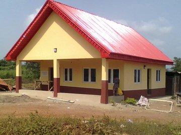 Akin Alabi Built A First Aid Box Not A Health Centre-Nigerians