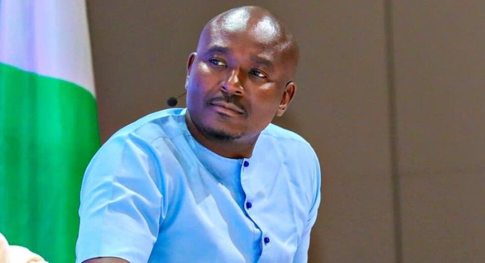 Make Una No Vex- Akin Alabi Begs Nigerians Over Health Centre