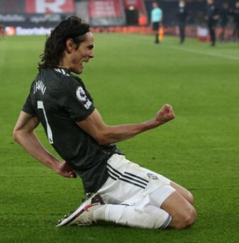 Manchester United Looking To Extend Edinson Cavani's Contract