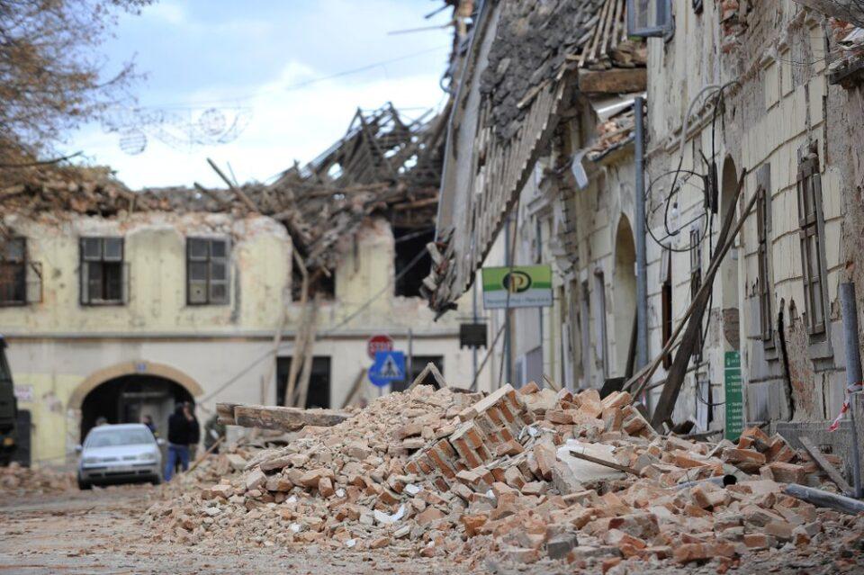 A 6.3 Magnitude Earthquake Reportedly Rocks Croatia With 5 Deaths
