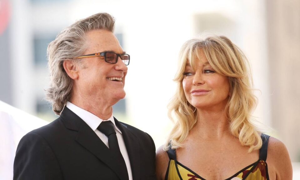 Kurt And Goldie Hawn Opens Up About Not Getting Married