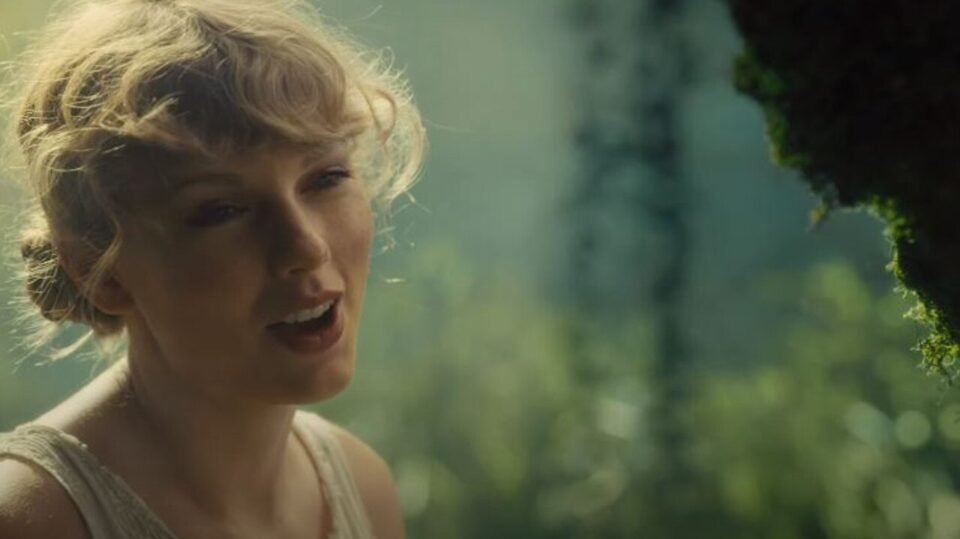 Taylor Swift Shares Inspiration Behind Her New Album