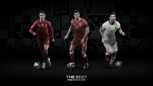 FIFA Unveils The Three Finalists For Best FIFA Men's Player