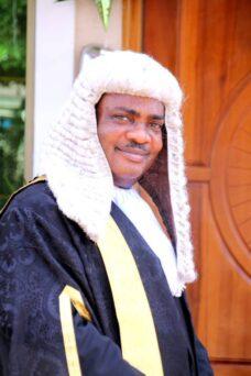Rivers Attorney General Prof. Zacchaeus Adangor Sworn In As SAN
