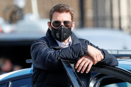 Tom Cruise Caught Ranting To Crew Over COVID-19 Rules