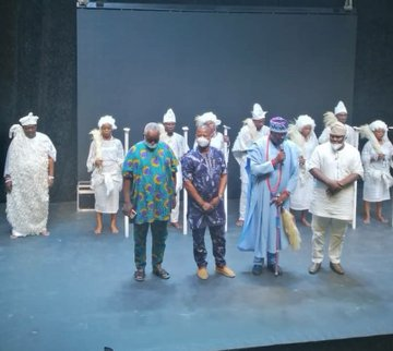 Gov. Sanwo-Olu Hands Over Badagry, Epe Theatres To Residents