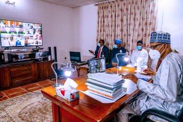 Buhari Orders Immediate Re-opening Of Four Land Borders