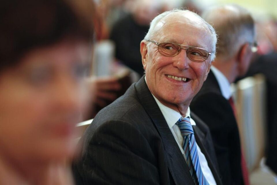 Cotti Ex-Swiss President Dies At 81 From COVID-19