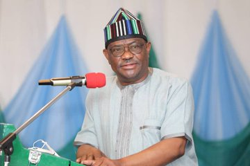 Wike Launches Emblem Calls For Reward System For War Veterans