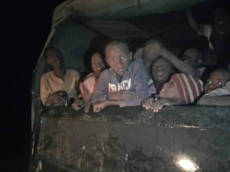 Abducted Kandara Secondary School Boys Freed By BokoHaram