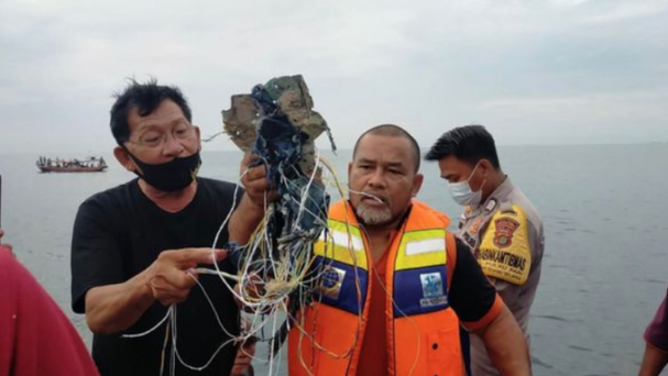 Indonesia Sriwijaya Air Boeing 737 Plane Goes Missing After Take-Off