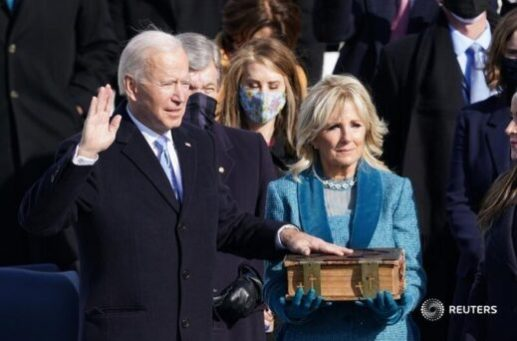 Biden's Hall Of President To Be Audio-Animatronic Version