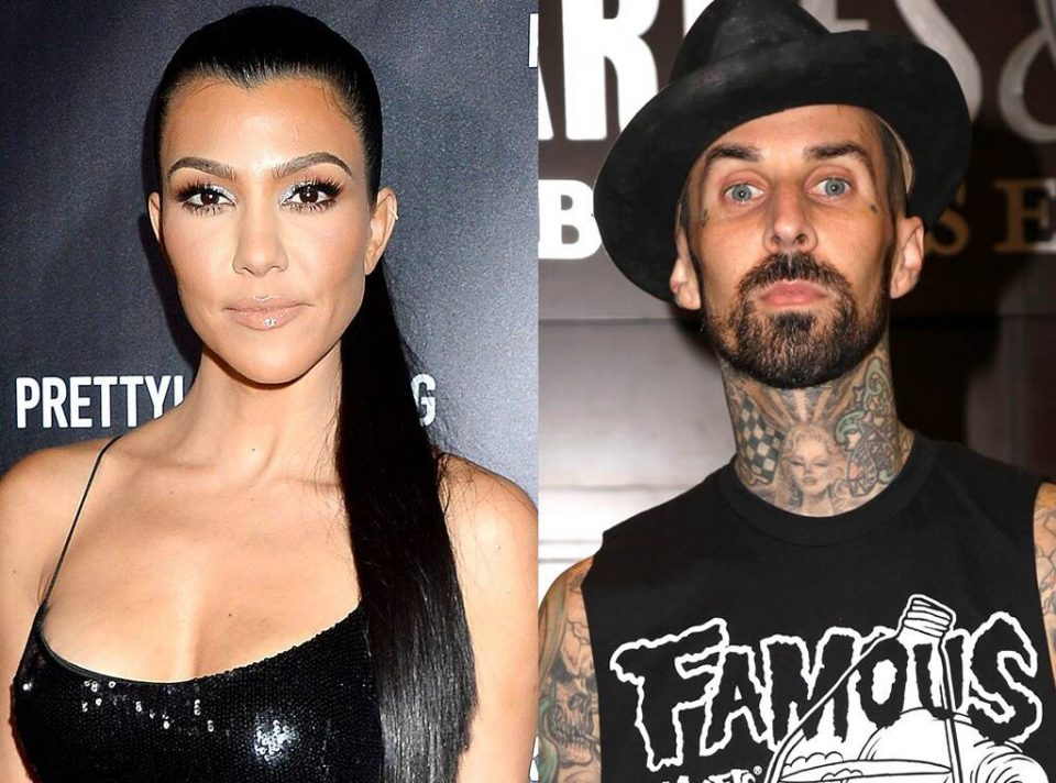 Travis Barker And Kourtney Kardashian Are Dating- Reports