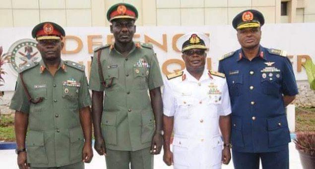 Fayose Calls On ICC To Probe Tenure Of Ex-Service Chiefs