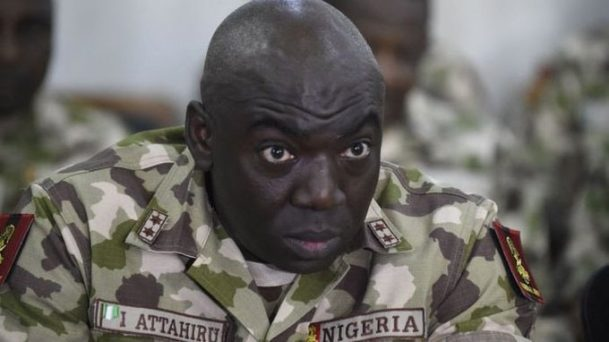 New Army Chief's Face Enough To Scare Boko Haram-Reno