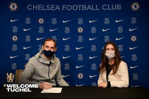 Thomas Tuchel's Appointment Confirmed By Chelsea