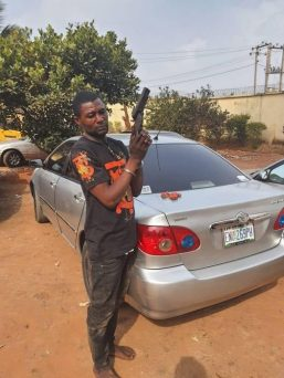 Armed Robbery Suspect Nabbed In Anambra State