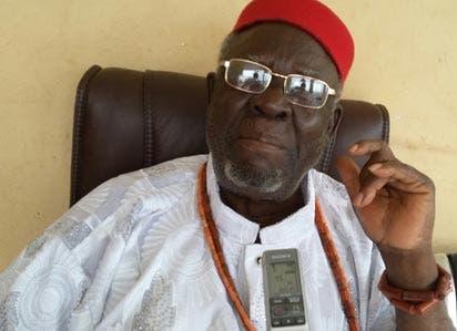 Arthur Okowa: Gov. Ifeanyi Okowa Loses Father