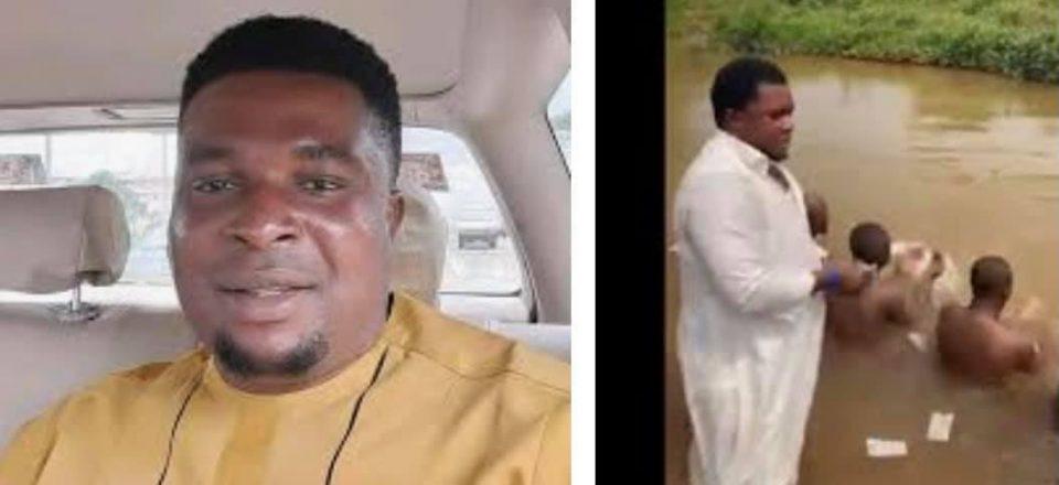 Onye Eze Jesus: Police Arrest Fake Pastor Onyebuchi Okocha