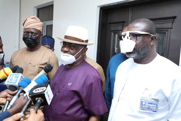 South-West PDP: Wike Expresses Hope In Resolving Crisis