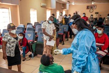 NCDC Reports 1400 New Cases Of Coronavirus In Nigeria