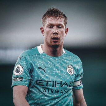 Kevin De Bruyne Set To Reject Man. City's New Contract Offer