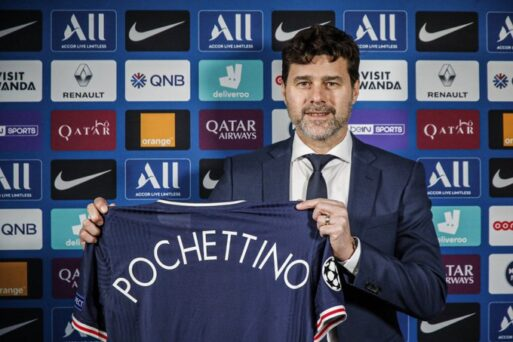 PSG Unveil Ex-Spurs Coach Pochettino As New Manager