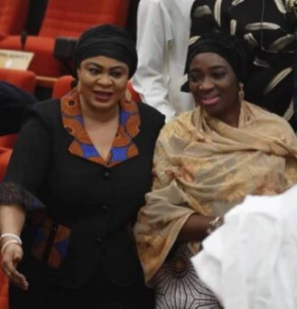 Ekwunife Shares Lovely Message To Celebrate Stella Oduah At 59