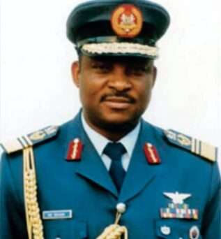 Buhari Mourns Former Air Marshal Nsikak-Abasi Edouk