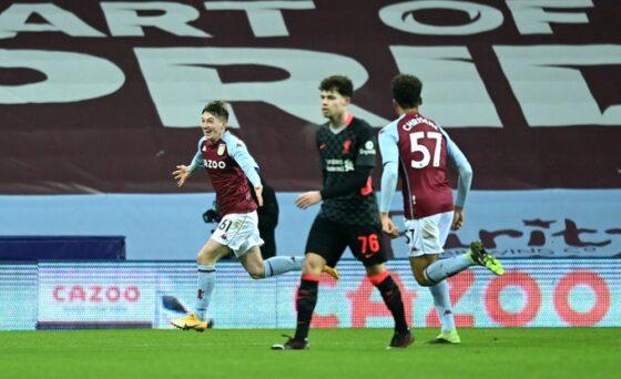 Liverpool Beat A Depleted Aston Villa Side 1-4