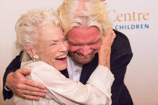 Richard Branson Confirms Mother's Death From COVID-19 At 96