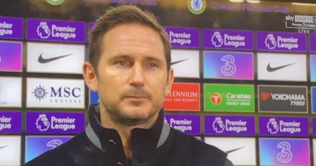 Manchester City Beat Chelsea 1-3 To Increase Pressure On Lampard