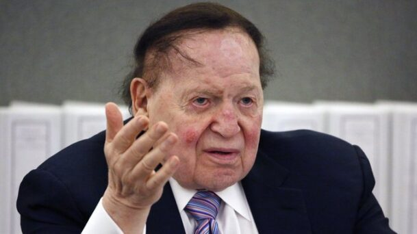 Sheldon Adelson Trump's Biggest Donor And Billionaire Dies At 87