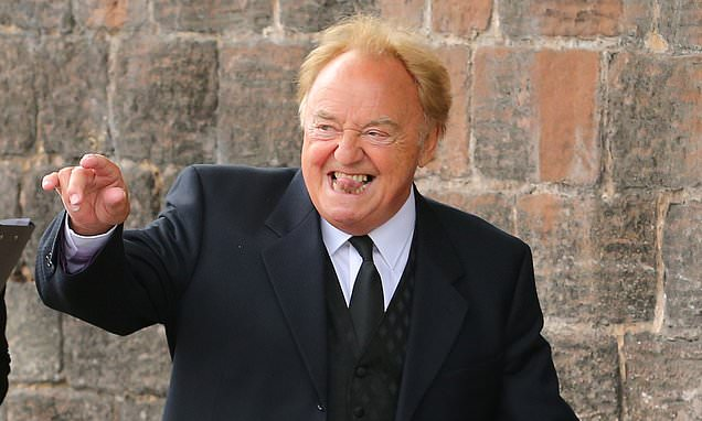 Gerry Marsden Gerry And The Pacemakers Frontman Dies At 78