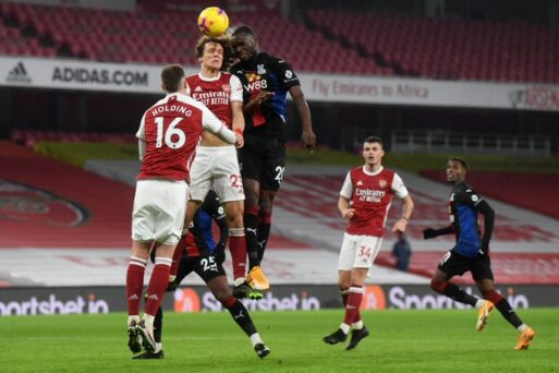 Crystal Palace Halts Arsenal's Winning Run With A Goalless Draw