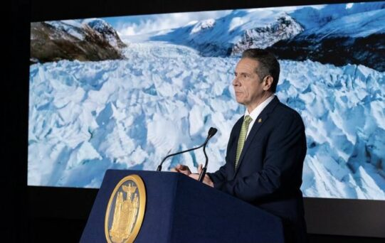 Andrew Cuomo Says He Won't Attend Biden's Inauguration