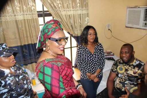 Ernest Asuzu: Mrs Obiano Mourns Nollywood Actor
