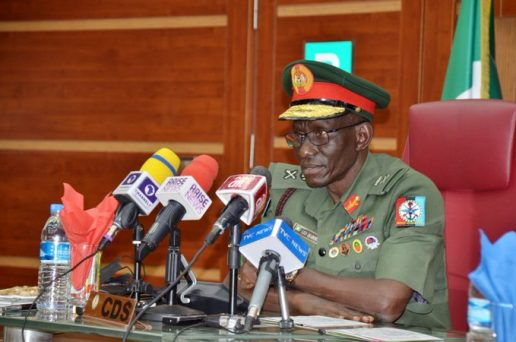 Lucky Irabor: Read Full Profile Of Newly Appointed CDS