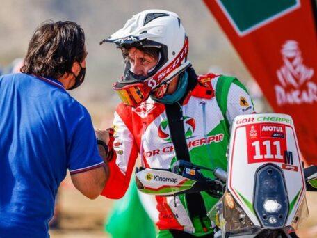 Pierre Cherpin: French Rider Dies Days After Crash At Dakar Rally