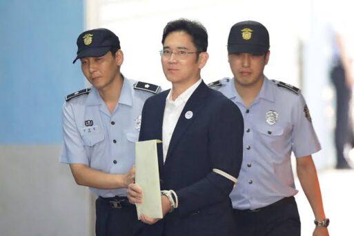Supreme Court Sends Samsung Heir Lee Jae-Yong Back To Prison