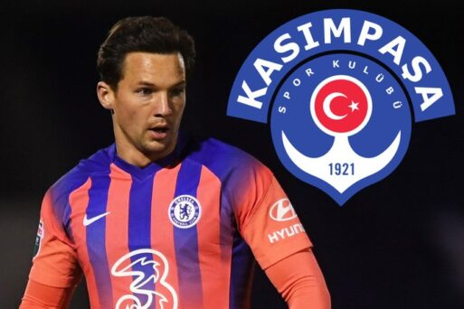 Chelsea Confirm Danny Drinkwater's Loan Move To Kasimpasa