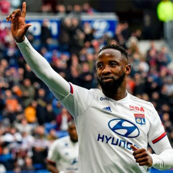 Moussa Dembele Will Be Joining Atletico Madrid- Simeone Confirms