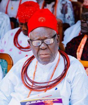 Sir Arthur Okowa: Tidi Condoles Okowa Over Father's Death