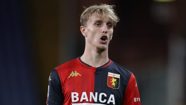 Juventus Complete The Signing Of Nicolo Rovella from Genoa