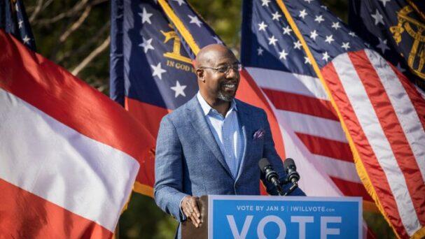 Democrats Win One Georgia Runoff Move Closer To Senate Control