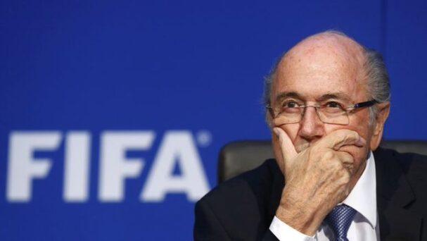 PHOTO: Former FIFA President Sepp Blatter Hospitalised