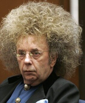 Phil Spector Convicted Of Murdering Actress Clarkson Dies In Jail