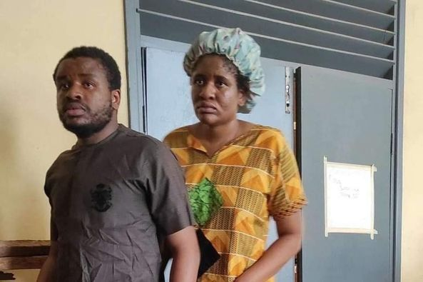 Two Siblings Arraigned For The Murder Of A Make-Up Artist